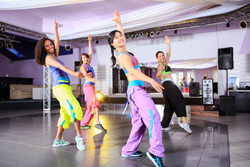 Zumba for Special Events Birthday Parties and for seniors in Toronto Calgary Ottawa and Montreal