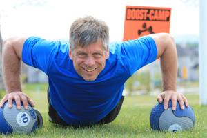 Entraineur personnel Montréal Benoit coach santé Optimale