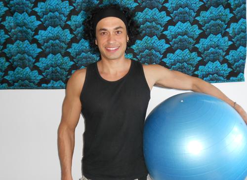 Entraineur Personnel,Professeur Pilates, Montréal - Raphael