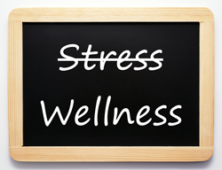 Wellness Conference about stress management