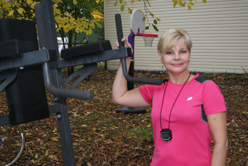 Personal Trainer Montreal West Island Olga