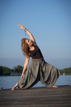 Professeur de Yoga en Entreprise à Laval