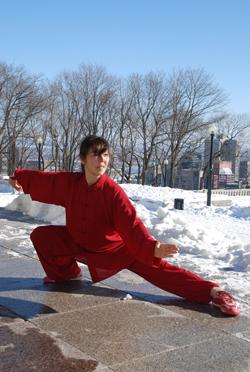 Cours Tai Chi en Entreprise ou pour Aînés