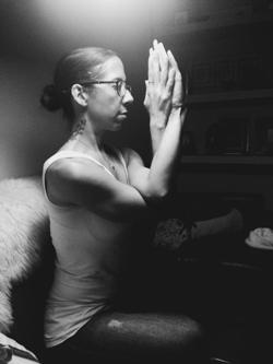 Yoga en Entreprise Montréal et West Island - Faye