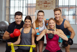 Corporate Group Fitness Classes Montreal