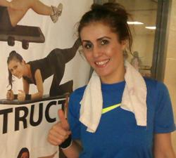 Corporate Fitness Instructor Toronto - Leena