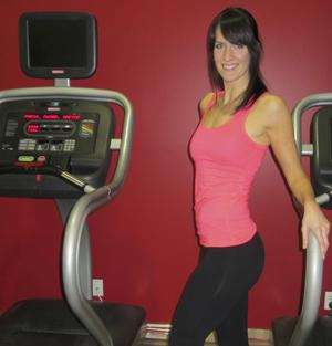 Personal Training with Katyana in Laval