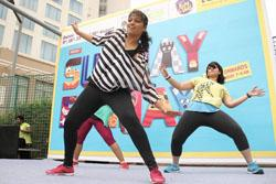 Toronto Corporate and Private Zumba