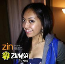 Professeur de Zumba - Jennifer